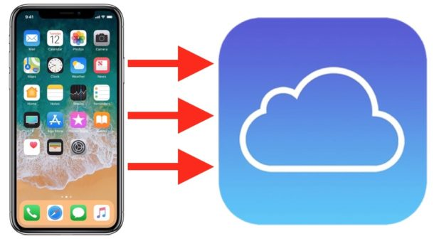 How to back up iPhone or iPad