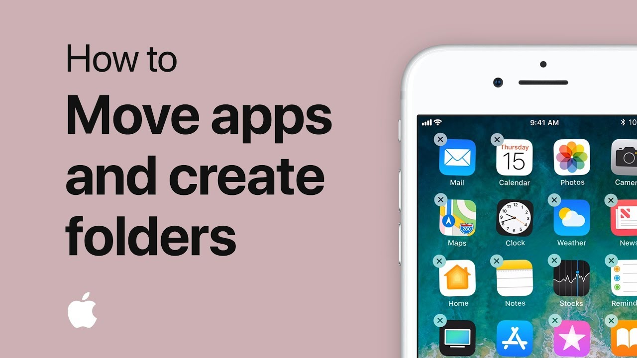 How to Create Folder on iPhone and Group Apps on iPhone
