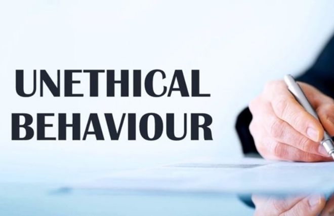 unethical business practices